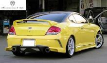 Аэродинамический обвес Варриор для Hyundai Tiburon (Coupe)