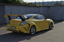 Обвес Warrior Wide Body - Тюнинг Hyundai Tiburon / Coupe / Tuscani - (широкий).