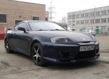 Обвес ZEFIRO RONDO - Тюнинг Hyundai Tiburon (Coupe)