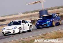Обвес Zero Sport на Subaru Impreza WRX STi (кузов лиса).