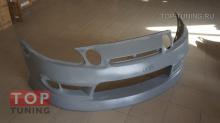 Передний бампер - Обвес BN Sports - тюнинг Toyota Soarer III или Lexus SC I