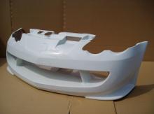 Передний бампер - Обвес Mugen на Honda Integra DC5.
