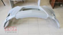 Передний бампер для Opel Astra H GTC обвес PAM