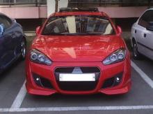 Передний бампер Tomato - Тюнинг Hyundai Coupe (РЕСТАЙЛИНГ).