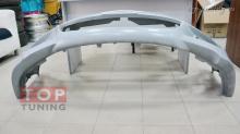 Тюнинг Мазда 6 (2 поколение) - Передний бампер Auto EXE.Подходит на кузов - дорестайлинг и рестайлинг (замена ПТФ).