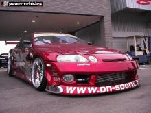 Пороги - Обвес BN Sports на Toyota Soarer III или Lexus SC I.