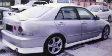 Пороги из комплекта обвеса TRD / JDM (new) для Toyota Altezza / Lexus IS200.