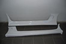 Пороги - тюнинг Тойота Супра 80. Комплект Триал (Trial).