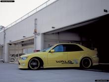 Пороги Wald для Toyota Altezza / Lexus IS200.