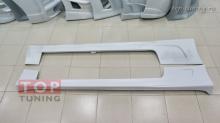 Обвес Zefiro Ronda для Hyundai Coupe / Tiburon / Tuscani - накладки на пороги (2шт).