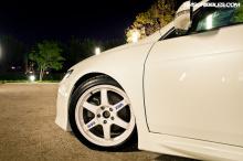 Пороги для Honda Accord Mugen 7. Версия Ресталинг.