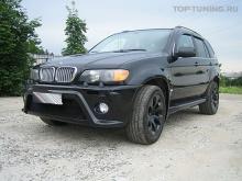 Комплект расширения кузова, обвес Аэро, тюнинг BMW X5 E53