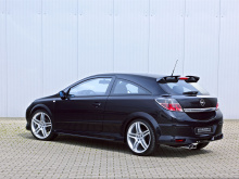Спойлер Штейнметцна Opel Astra H GTC