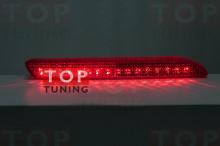 Светодиодная вставка в задний бампер - современный вариант дополнения штатной задней оптики для Toyota Camry V50.