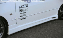 598 Обвес C-West на Toyota Altezza is200
