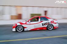 Комплект порогов - Модель C-West - Тюнинг Toyota Altezza / Lexus IS200