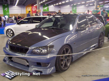 578 Передний бампер - Обвес Hippo Sleek на Toyota Altezza is200