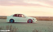 Пороги Hippo Sleek для Toyota Altezza / Lexus IS200