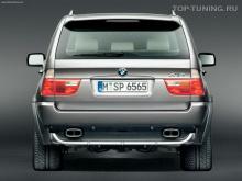 Обвес Sport (IS) 4.6-4.8L тюнинг BMW X5 E53.