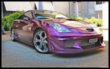 Обвес Weber Sport - Тюнинг Toyota Celica.