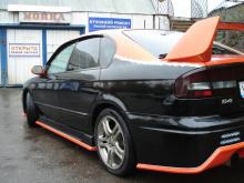 502 Обвес Gialla Corsa на Subaru Legacy B4