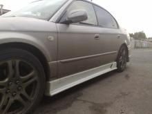 497 Пороги - Обвес Gialla Corsa на Subaru Legacy B4