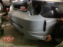 Задний бампер (узкий) - Обвес APR lite - Тюнинг Toyota Celica T23 - Супер эксклюзив!