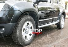 4673 Молдинги дверей на Renault Duster 1