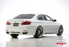4830 Козырек на заднее стекло WALD Black Bison на BMW 5 F10