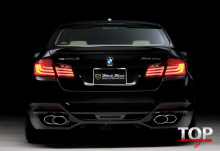 7771 Спойлер WALD Black Bison на BMW 5 F10