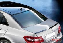 8135 Козырек на заднее стекло AMG Style на Mercedes E-Class W212