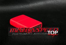 8147 Наклейка - эмблема MazdaSpeed 90 x 13 на Mazda