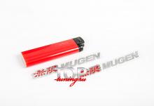 8151 Наклейки - эмблемы Mugen 90 x 12 на Honda