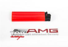 8156 Наклейка - эмблема AMG 90 x 17 на Mercedes