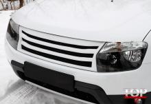 8162 Решетка радиатора без значка X-Force на Renault Duster 1