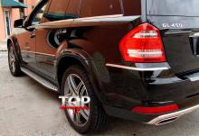 8177 Комплект расширения AMG Style на Mercedes GL-Class X164