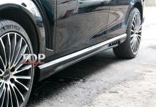 991 Комплект - обвес WALD на Mercedes C-Class W204