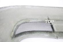 Юбка заднего бампера - Модель WALD - Тюнинг Ренж Ровер Вог (Дорестайлинг)