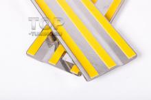10013 Протекторы Guardian на пороги для Honda Civic 9 5D