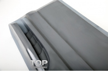 Накладки на пороги и двери - Обвес WALD Black Bison - Тюнинг Lexus RX 270 / 350 / 450h - 3 поколение