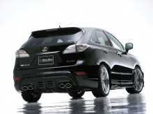 Спойлер Обвес WALD Black Bison для Lexus RX 270/350/450h - 3