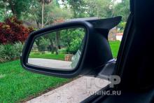 10080 М крышки боковых зеркал для BMW F-серии
