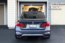 10104 Задний бампер M3 Look для BMW F30