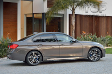 10105 Пороги M-Paket для BMW F30