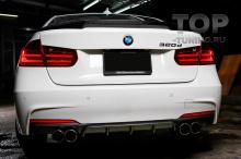 10106 Задний бампер M-Tech для BMW 3 F30