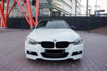 10107 Передний бампер M-Tech для BMW 3 F30