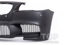 10108 Передний бампер M5 Look для BMW 5 F10 / F11