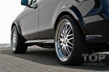 10117 Расширители арок VATH для Mercedes ML W166