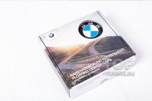 10121 Парящие эмблемы BMW для дисков