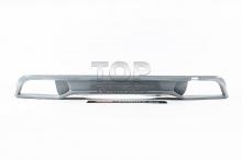 10129 Диффузор Hofele для заднего бампера Mercedes ML 166